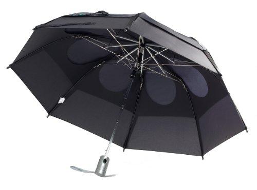 GustBuster Metro Umbrella Einheitsgröße schwarz
