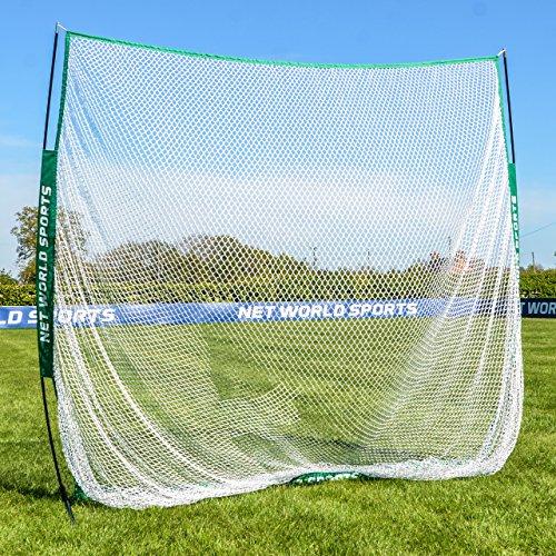 FORB Tragbares Golf Netz 2,13m x 2,13m – Garten Golf Übungsnetz- Tragetasche Wird enthalten   Übungsnetz für Golf   Golf Trainingshilfen   Golf Fangnetz   Golf Training – perfekt für den Garten