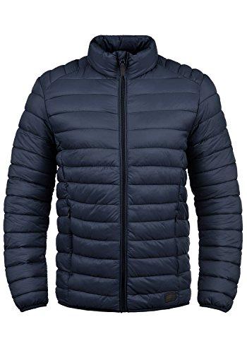 Blend Nils Herren Steppjacke Übergangsjacke Jacke mit Stehkragen, Größe:XL, Farbe:Navy (70230)