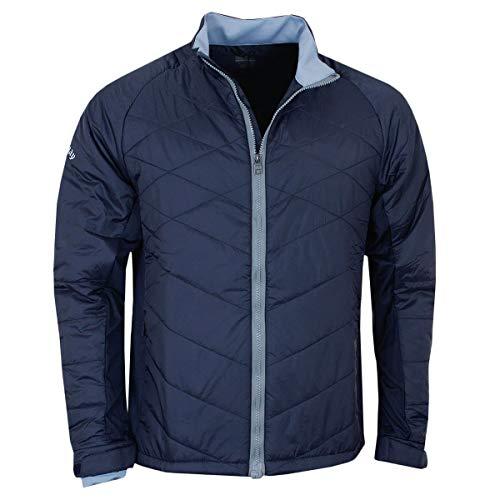Callaway Herren Puffer Jacker Ii Trainingsjacke, Blau (Azul 410), Small