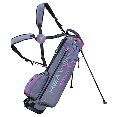 Big Max Heaven 7 Golf Standbag - Ultraleicht - 2019 Pink