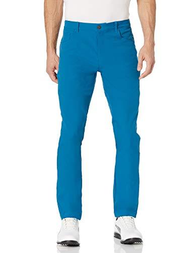 PUMA Herren Golf Men's 2019 Jackpot 5 Pocket Pant Hosen, Digi-Blue, 33W x 32L