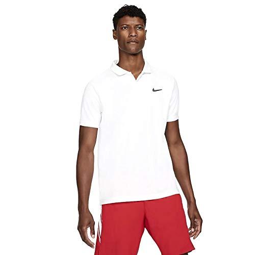 Nike Nkct Df Victory Polo White/Black XXL