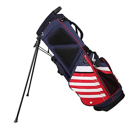 BOLORAMO Golf Bracket Bag, verschleißfeste, neu gestaltete Golf Staff Bag für den Außenbereich