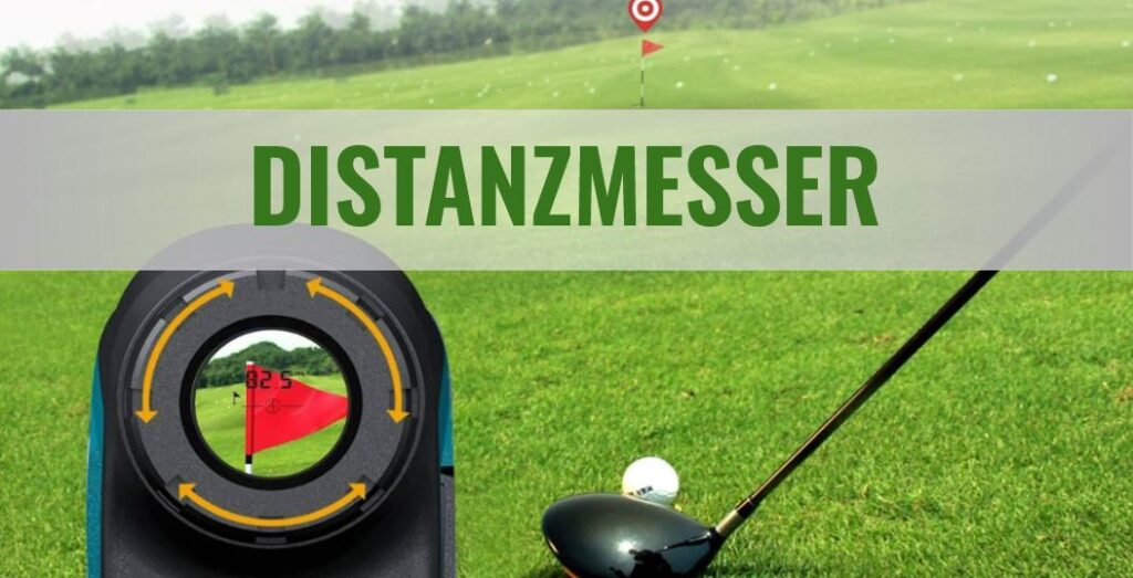 Golf-Distanzmesser