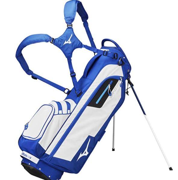 Golfbag Standbag Wilson blau weiß