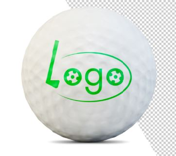 Golfbälle bedrucken lassen
