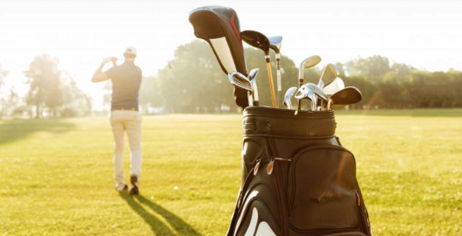 Golf-Zubehör Equipment : Golfbags