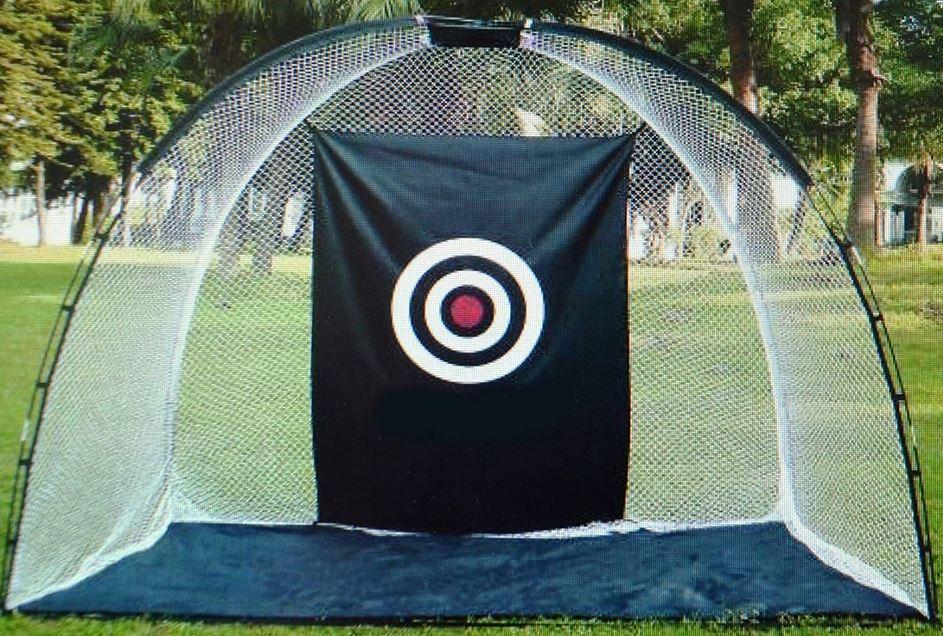 Outdoor-Golfnetz für den Garten