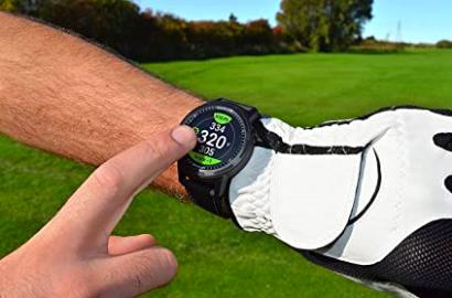 Golf Uhr mit GPS