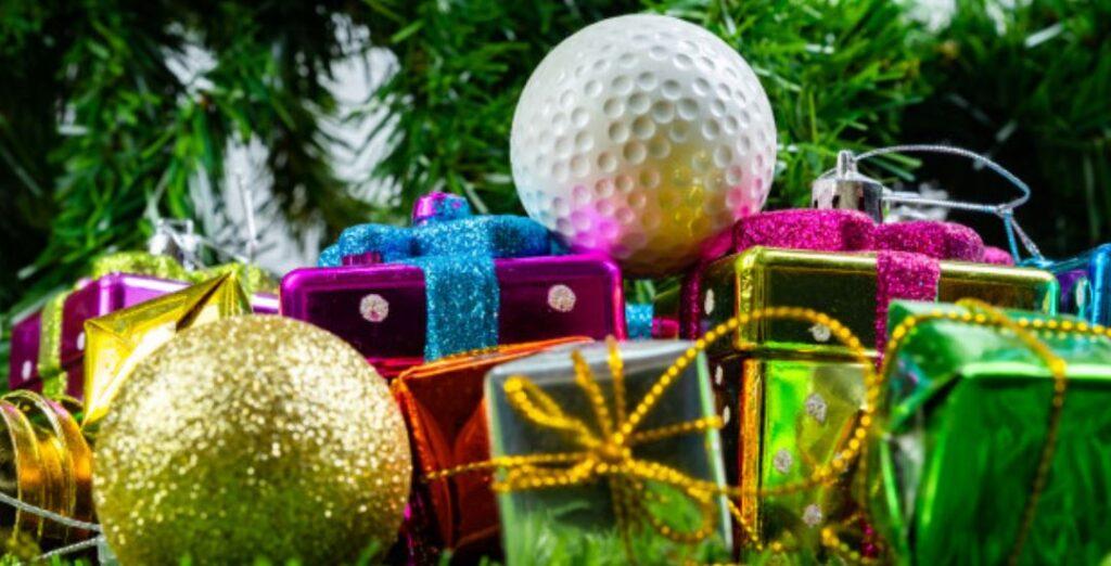 Golf-Geschenke Weihnachten Geburtstag