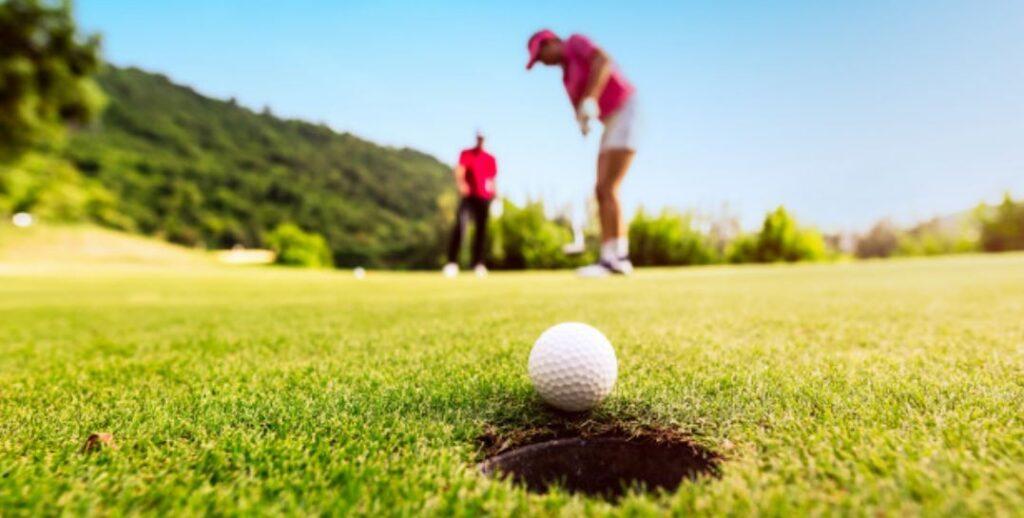 Golf Putter - So geht Putting