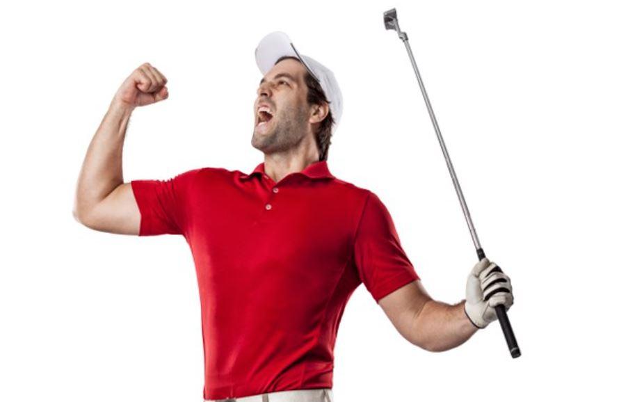 Golf-Shirts von Adidas, Nike und Under Armour