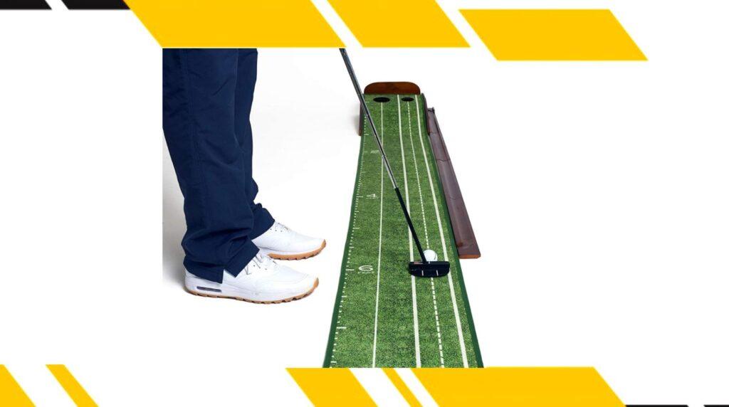 Golf-Zubehör fürs Büro